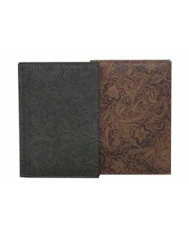 Адресная книга А5, однокол.печать, 120 листов, крем.бумага