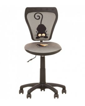 Кресло детское поворотное MINISTYLE «CAT&MOUSE» Новый Стиль