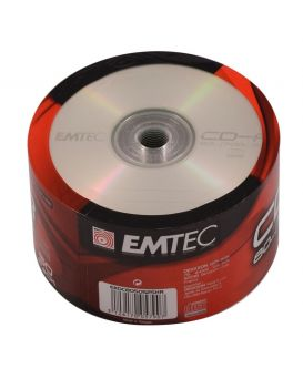 Диск CD-R EMTEC (50)