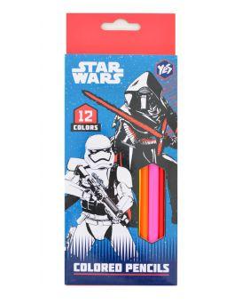Карандаши 12 цветов «Star Wars»
