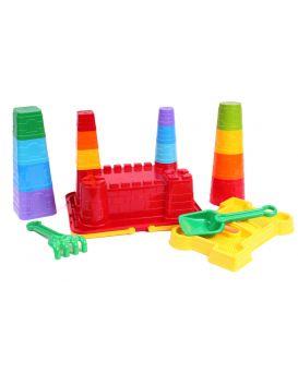 Набор для игры с песком «Крепость» ТМ Технок