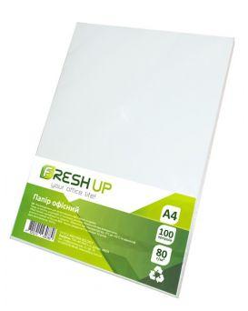 Бумага А4 офисная «Fresh Up» 80 гр/м2, 100 листов