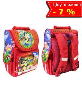 Рюкзак - короб ортопедический «Жучок. 8» 25,5 х 34,5 х 13 см, ТМ Smile