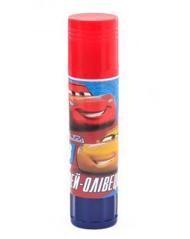 Клей - карандаш 8 гр., PVA «Cars»