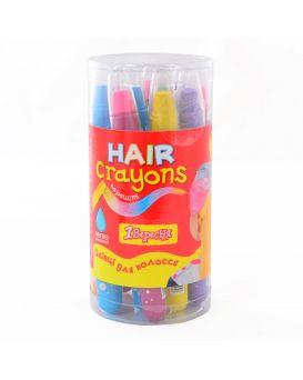 Краска - мел «Для волос» ТМ 1 Сентября