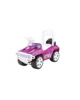 Машинка для катания 419 ОРІОНЧИК розовый