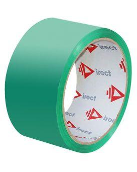Скотч 48 мм х 50 м х 40 мкм, зеленый, Direc