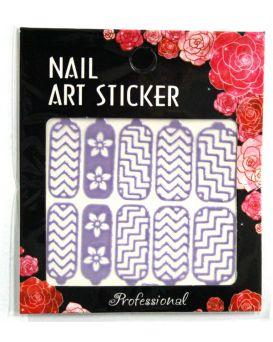 Наклейки на ногти «Декор» 2203 - 6