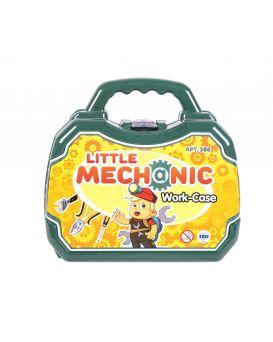 Набор Инструментов Механик в чемодане 386