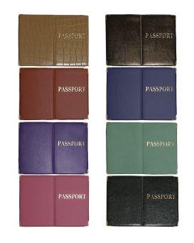 Passport золотое теснение 185х131