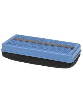 Губка магнитная для сухой очистки маркерной доски 60x145 мм, ТМ Optima