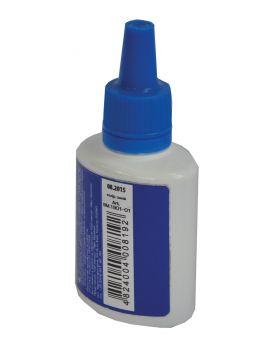Краска штемпельная синяя 30 мл.