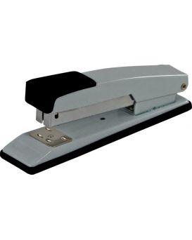 Степлер металлический до 20 л., скоба № 24, 26, удлин., JOBMAX, черный.