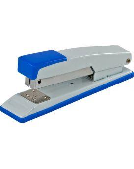 Степлер металлический до 20 л., скоба № 24, 26, удлин., JOBMAX, синий.