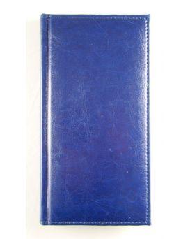 Алфавитная книга с регистром 112 л., «Sarif» цвет синий.