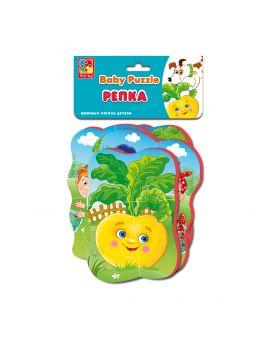 Беби пазлы Сказки Репка VT1106-63