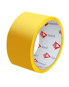 Скотч 48 мм х 50 м х 40 мкм, желтый, Direc