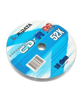 Диск CD-R RIDATA Bulk (10)