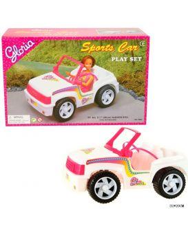 Машина «Gloria» в коробке 32х20 см