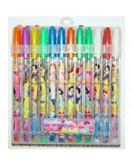 Набор гелевых ручек 24 цвета PVC «PRL» J. Otten