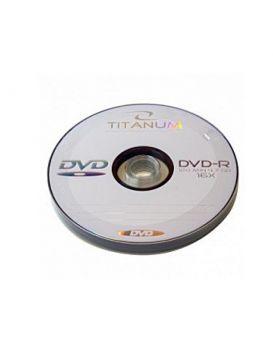 Диск DVD R Titanium (10)