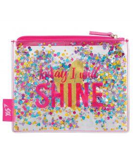 Пенал - косметичка с блестками «Shine»