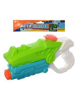 Бластер водный с помпой, средний размер 26 см в пакете 25х37х6 см