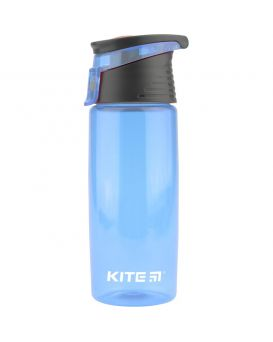 Бутылочка для воды, 550 мл, голубая