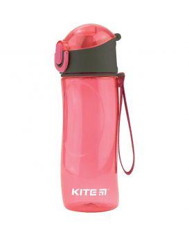 Бутылка для воды 530 мл, красная