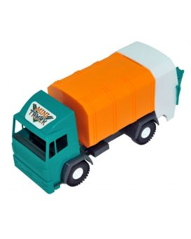 Автомобиль WADER Мусоровоз Mini truck