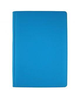 Ежедневник недатированный 176 л., 142 х 203 «Vienna» голубой, закругленные углы