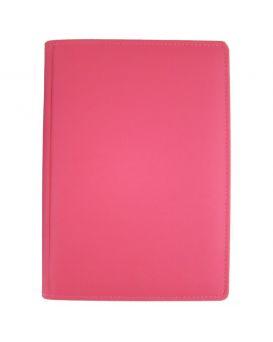 Ежедневник недатированный 176 л., 142 х 203 «Vienna» розовый, закругленные углы