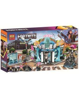 Конструктор Bela «Fortnite» в коробке 38,8х22х6,2 см