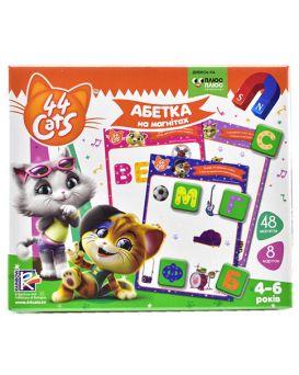 Игра магнитная Vlady Toys Азбука 44 Cats