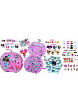 Игровой набор L.O.L с аксессуарами, куколками, в коробке