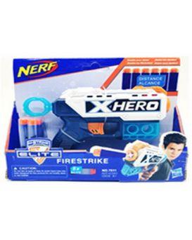 Бластер «Nerf» в коробке 25х5х20 см