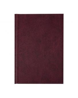 Ежедневник датированный А5, 168 л., 142 х 203 мм «Miradur» бордовий.