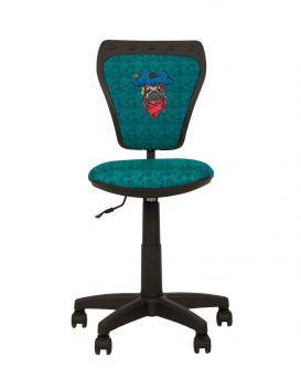 Кресло детское поворотное MINISTYLE «GTS»