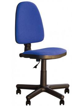 Кресло поворотное «Престиж» цвет - синий, Новый Стиль