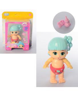 Кукла 13 см, с аксессуарами, на планшетке 18,5х22,5х7 см