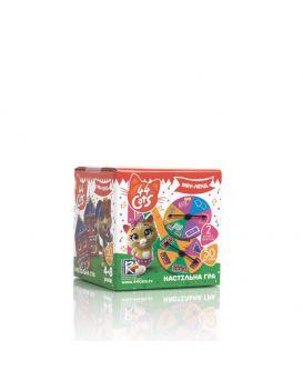 Игра настольная Vlady Toys Мяу - Ленд 2 компаса фортуны, 50 деталей