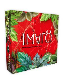 Игра настольная - стратегическая «IMAGO» укр., в коробке 30х30х7,5 см, ТМ Стратег