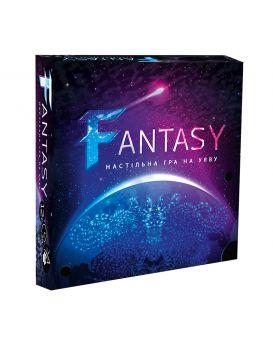 Игра настольная развлекательная «Fantasy» в коробке 30х30х7 см, ТМ Стратег