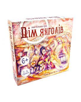 Игра настольная «Дом ангелов» в коробке 30х30х7 см, ТМ Стратег