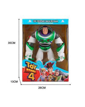 Робот «История игрушек» 31 см, на батарейке, звук, свет, в коробке 26х35х13 см