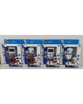 Робот в ассортименте, в коробке 18,6х12,5х5,6 см