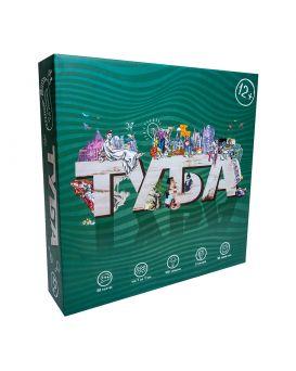 Игра настольная - развлекательная «Туба» укр., в коробке 30х30х7 см, ТМ Стратег