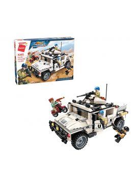 Конструктор Brick «Thunder Mission» 307 деталей, в коробке 41х30х6,5 см
