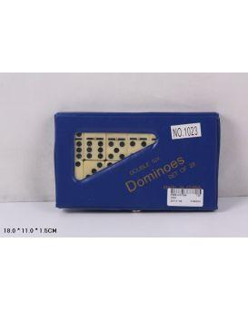Домино в коробке 18х11х1,5 см