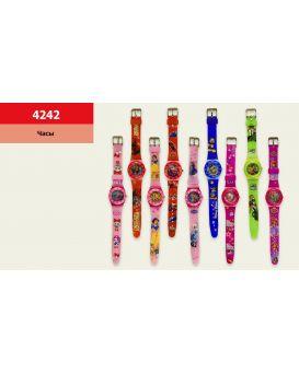 Детские наручные часы 22 см, водоотталкивающие, в ассортименте, в пакете 23,5х4,5 см